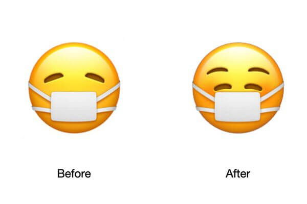 New Face Mask Emoji and The New Ones Coming in 2021